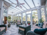 Natural Light Patio Room