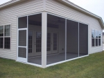 INgersol Completed Screen porch 101513 001