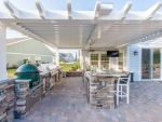 Pergola Outdoor Living Space